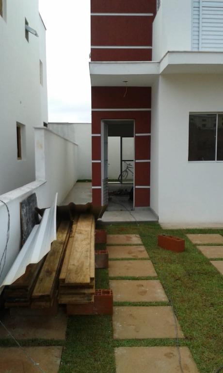 Casa com 3 dormitórios à venda, 102 m² - Condomínio Residencial Dona Nina - Jardim das Tulipas - Jundiaí/SP