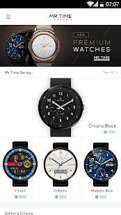 MR.TIME MAKER for Android Wear