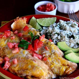 Chicken Cheese Enchiladas Rotel Recipes