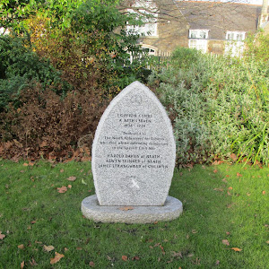 Dedicated toThe Neath Volunteers for Libertywho died whilst defending democracyin the Spanish Civil War HAROLD DAVIES of NEATHALWYN SKINNER of NEATHJAMES STRANGWARD of ONLLWYN Submitted by ...