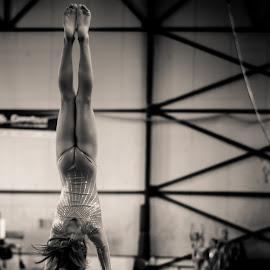 Gymnastics by Florentin Zainescu - Sports & Fitness Fitness ( #kid )