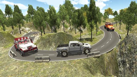 Offroad Jeep Hill Climb Driver APK