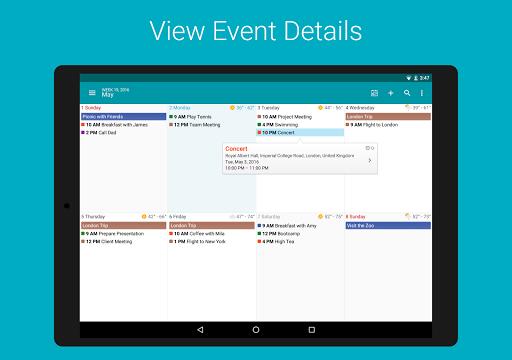 DigiCal+ Calendar screenshot 12