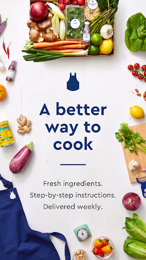 Blue Apron For PC