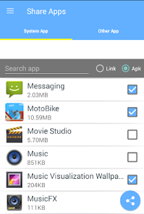 App Share Apps - Via bluetooth APK for Kindle