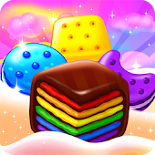 Game Cookie Crush: Match 3 Mania 1 APK for iPhone