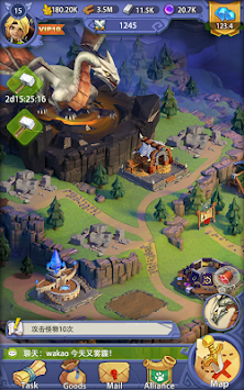 Dragon Clans APK screenshot thumbnail 7