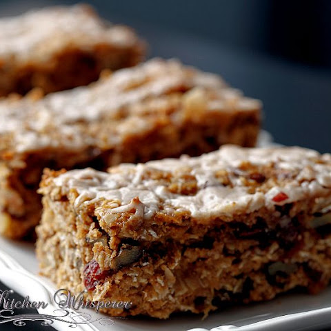 Sweet Potato Cookie Bars