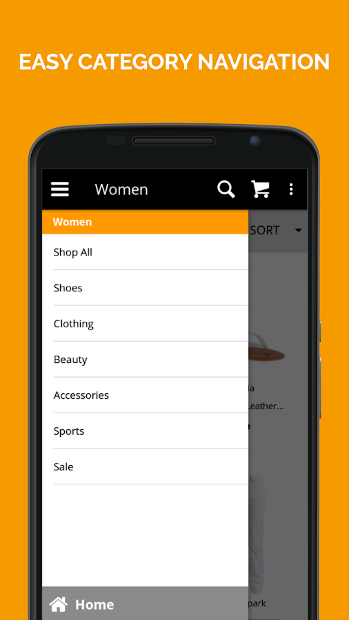 Zando Fashion Online Shopping Screenshot 2