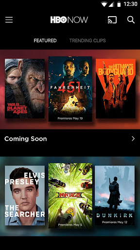 HBO NOW: Stream TV & Movies screenshot 6