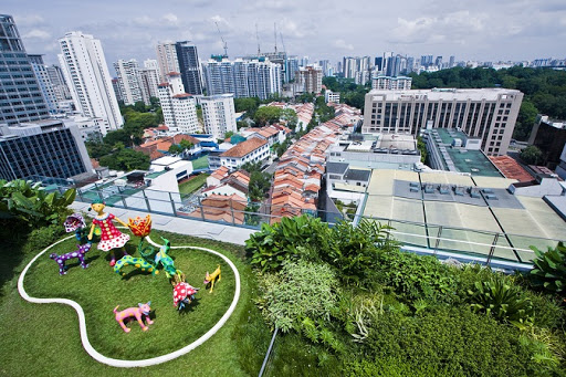Attractions in Orchard Road