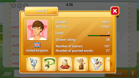 Game Draw and Guess Online apk for kindle fire