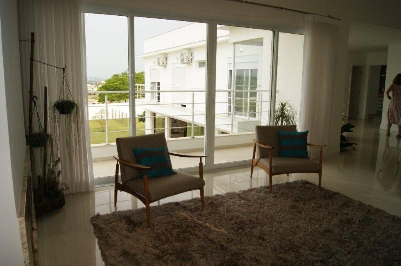 Casa residencial à venda, Condomínio Saint Charbel, Araçoiab