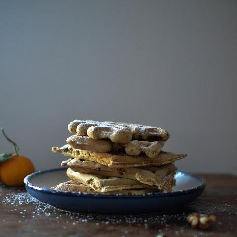Maple Walnut Waffle Recipes | Yummly