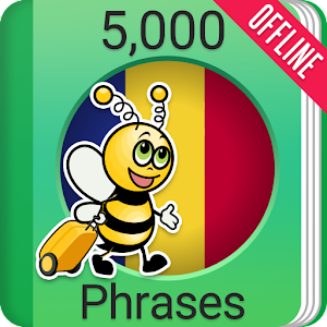 Learn Romanian Phrasebook - 5,000 Phrases