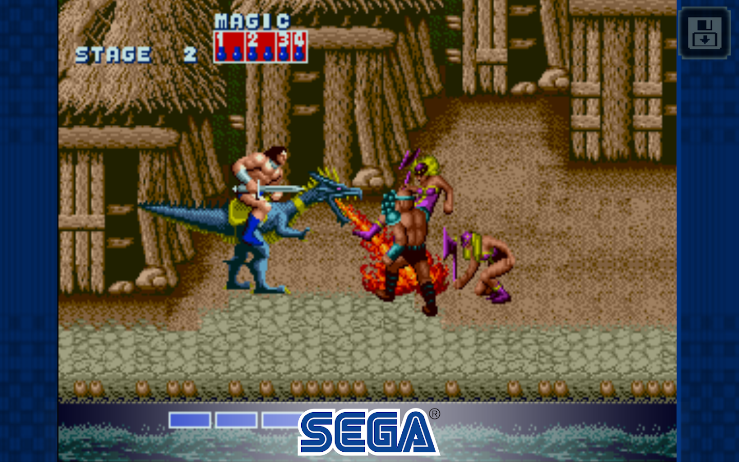 Golden Axe Classic Screenshot 14