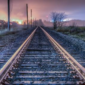 by Eddie Murdock - Transportation Trains