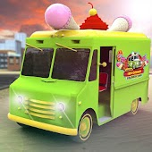 Free Summer Ice Cream Delivery Van APK for Windows 8