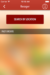 FreshPizza Santander - screenshot