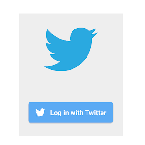 Twitter Authentication For PC