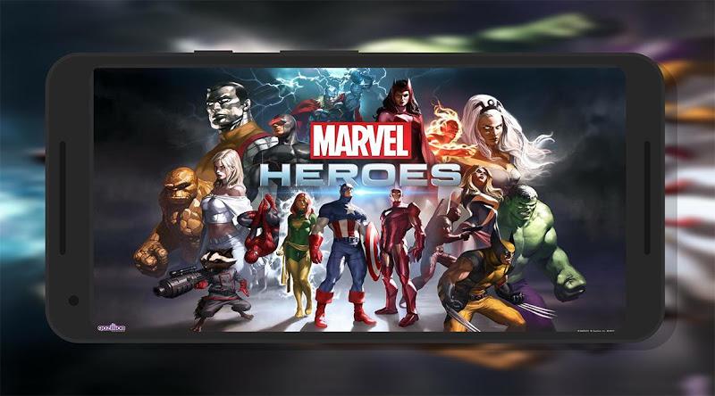 Superhero wallpapers and photos - Superhero photos Screenshot 18