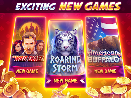 GSN Casino Slots: Free Online Slot Games screenshot 9