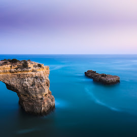 Relaxing blues by Ricardo Belela - Landscapes Waterscapes
