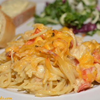 Chicken Spaghetti Cream Of Chicken Recipes