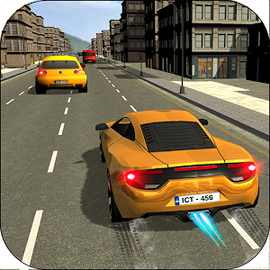 Download illegal Traffic Highway Car Racer for PC