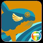 App Ocean Dream ASUS ZenUI Theme APK for Windows Phone