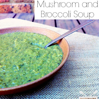 Mushroom and Broccoli Soup