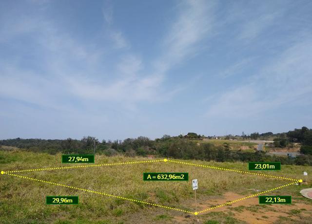 Imperdível Terreno à venda, 632 m² por R$ 512.000. Ecovilla Valinhos/SP