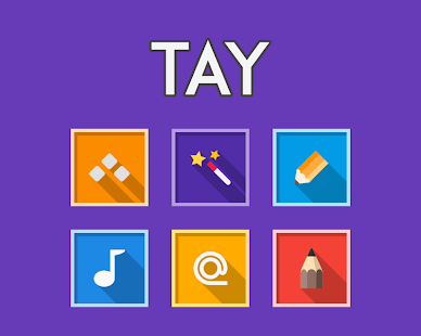 TAY - ICON PACK- screenshot thumbnail