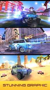 Overload: Multiplayer Battle Car Shooting Game PC