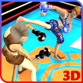APK Game Girls Real Punch Boxing: World Fighting Champions for iOS