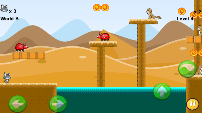 android Tom's World Screenshot 1