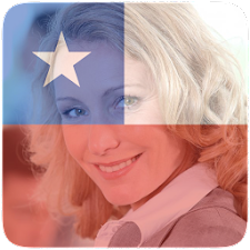 Chile Flag Profile Picture