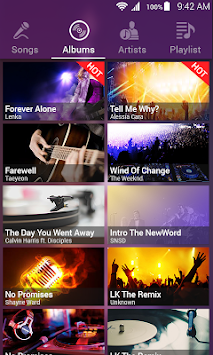MP3プレーヤー APK screenshot thumbnail 3