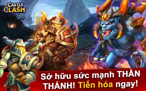 Castle Clash: Quyết Chiến 이미지[5]