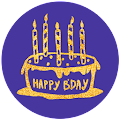 Free PG Bling Party - Sticker Pack from Photo Grid APK for Windows 8