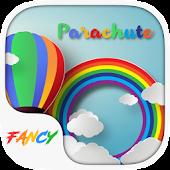 App Parachute Fancy Keyboard Theme apk for kindle fire