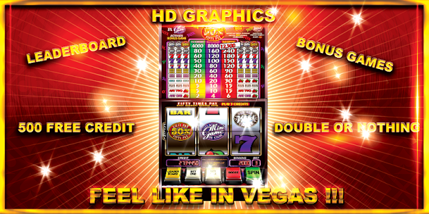 Game Slot Machine Double 50x Pay Apk For Kindle Fire