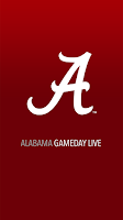 Screenshot of Alabama Gameday LIVE