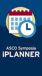 ASCO Symposia iPlanner for pc