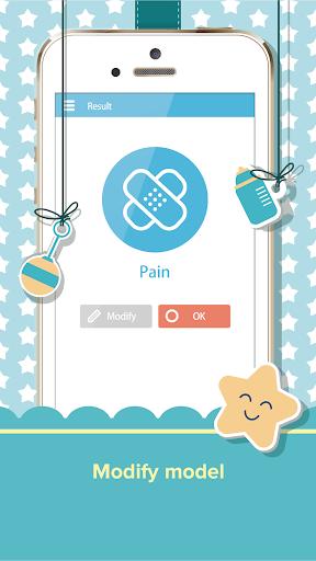 Infant Crying Translator - screenshot