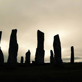 Callanish Stones, Lewis by Hilde van Camp - Landscapes Travel