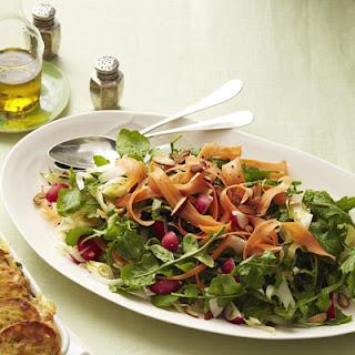 Radish Salad Arugula Recipes