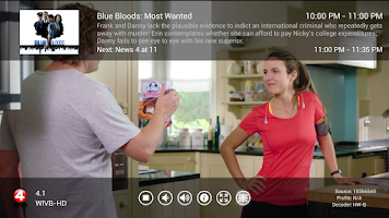 Screenshot of InstaTV