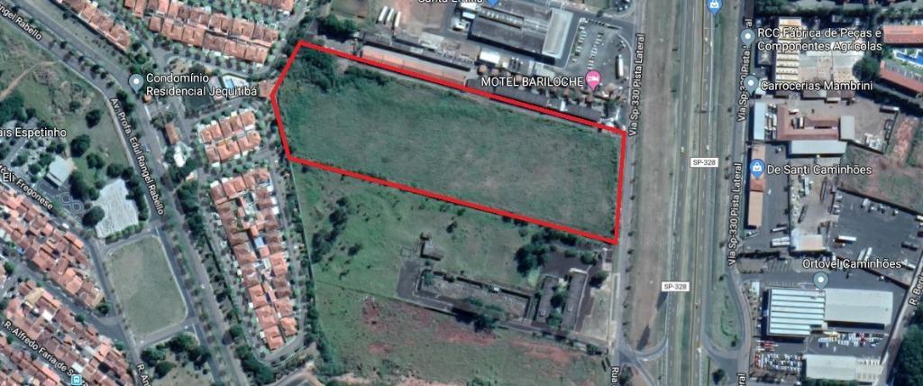 Área à venda, 30000 m² por R$ 12.000.000,00 - Jardim Roberto Benedetti - Ribeirão Preto/SP