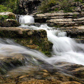 Water by Gil Reis - Nature Up Close Water ( places, nature, hills, bio, water, life )